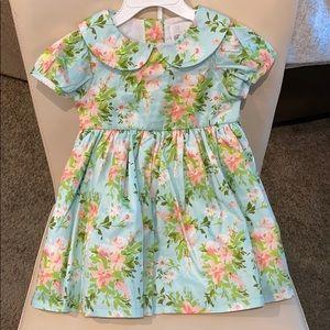 ** HoSt PiCk** Toddler girl spring floral dress